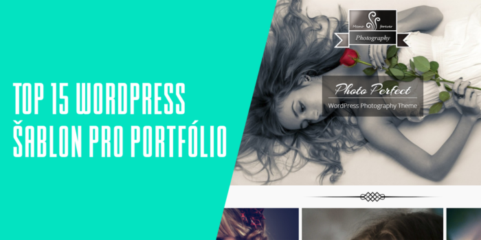 top wordpress portfolio šablony