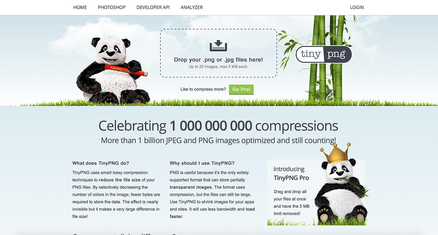 Compress JPEG & PNG images