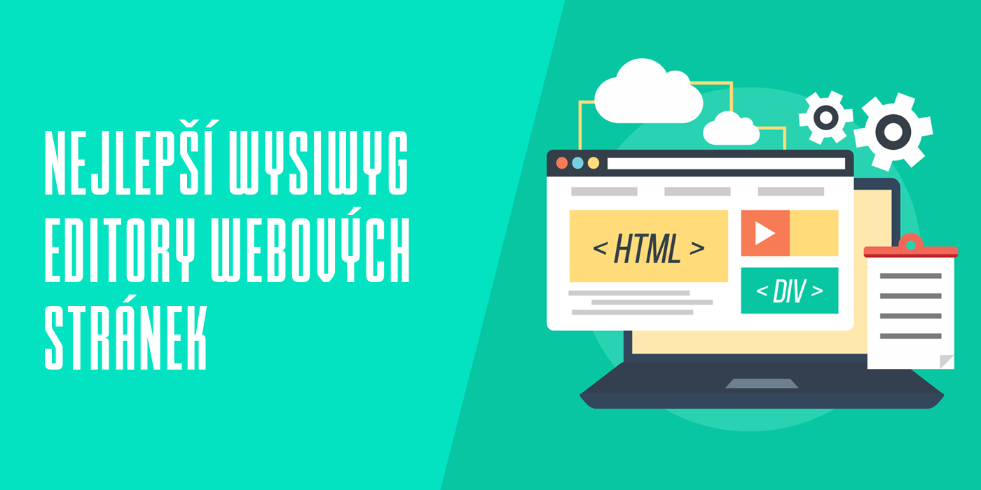 Nejlepší WYSIWYG editory webových stránek (page buildery)