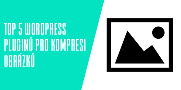 WordPress komprese obrázků