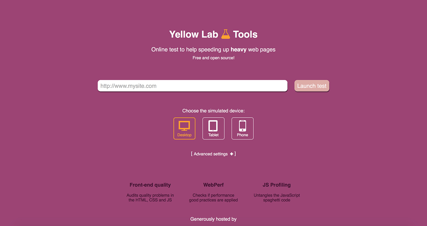 YellowLabs.tools