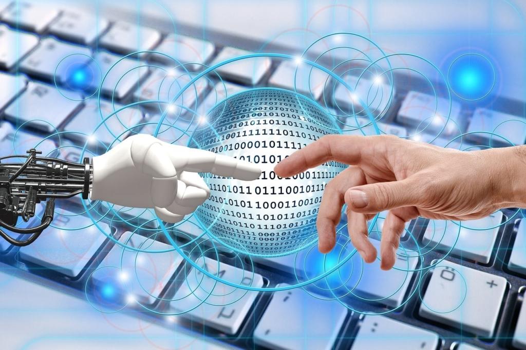 Spojení umělé inteligence a lidského faktoru