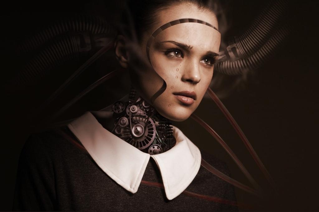 Umělá inteligence - ilustrace