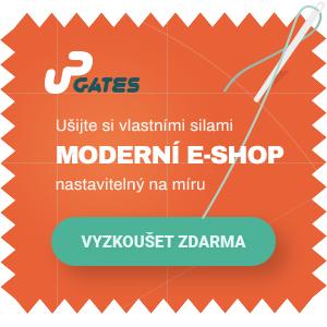 UpGates.cz e-shopy