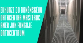 Exkurze do datacentra MasterDC v Brně