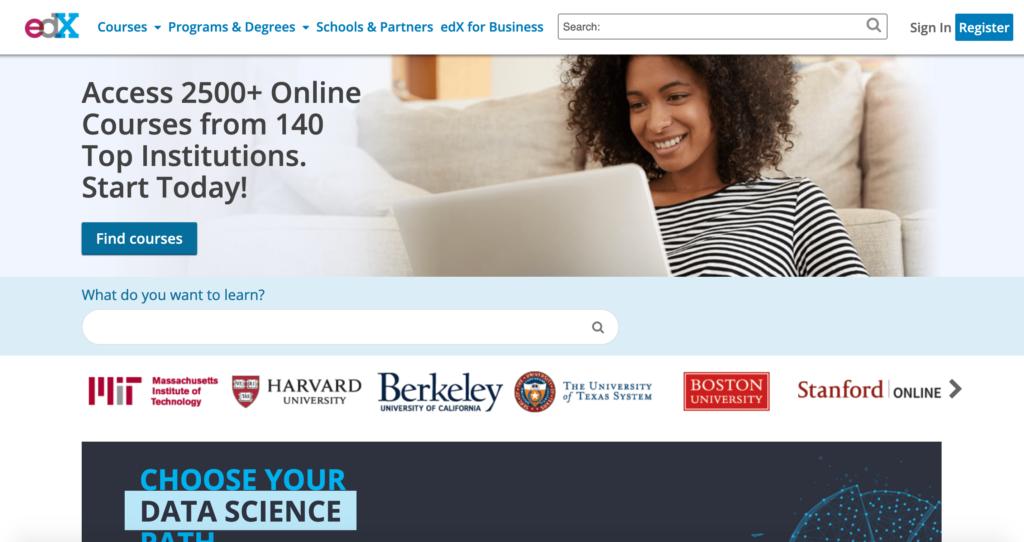 Online kurzy - Edx.org