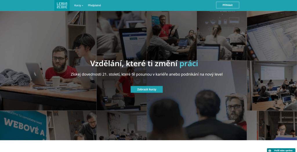 Online kurzy - Learn2code.cz