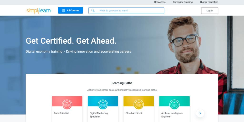Online kurzy - Simplilearn.com
