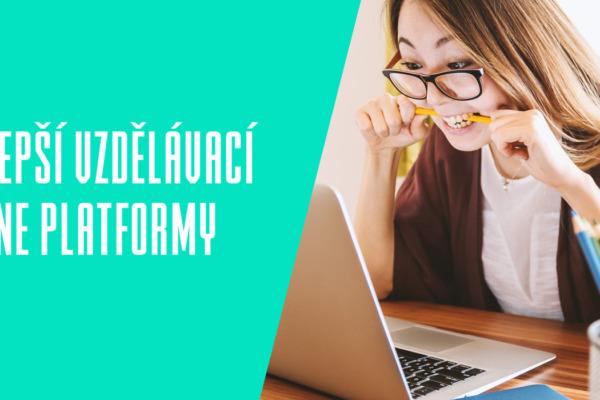 Nejlepší vzdělávací online platformy
