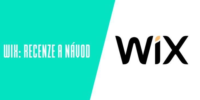 Webový editor Wix.com recenze a návod