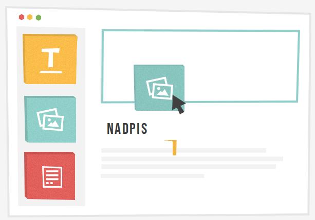 Recenze WebSupport Vlastní Webstránka - drag&drop editor