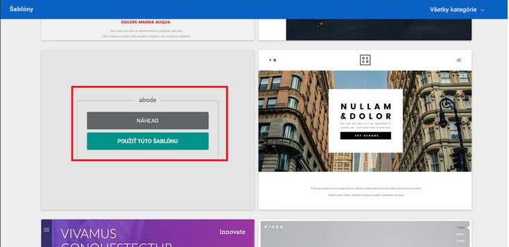 Recenze WebSupport Vlastní Webstránka - webové šablony