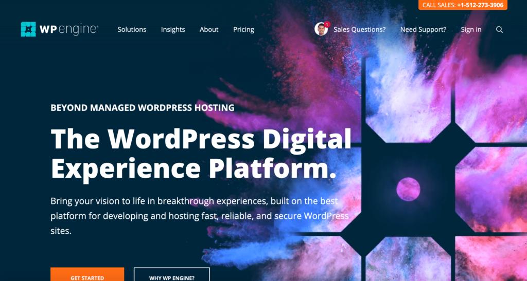 Siteground.com hosting