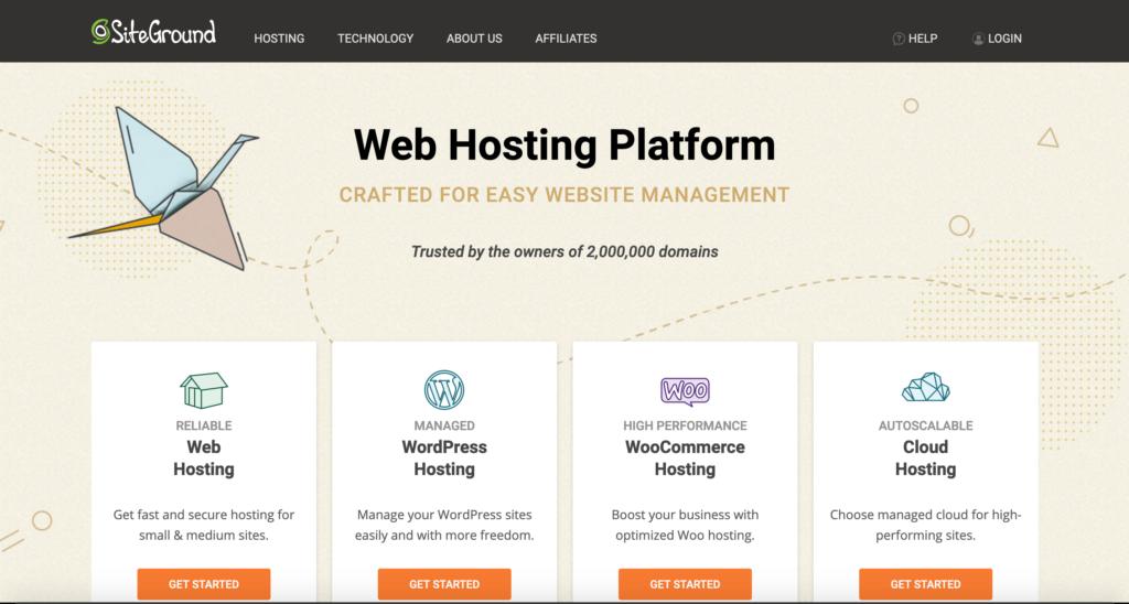 WPengine.com hosting