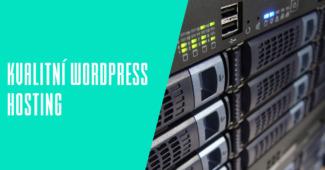 Nejlepší WordPress Hosting