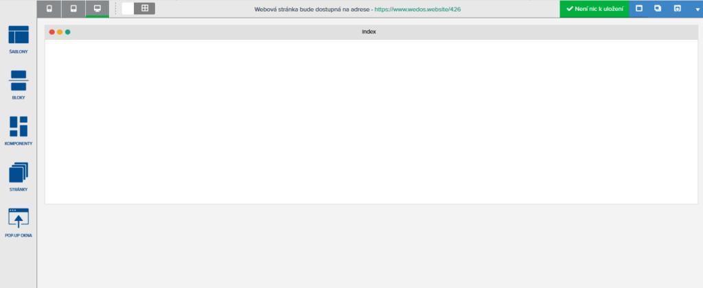 Recenze WEDOS Website tvorba webu v praxi