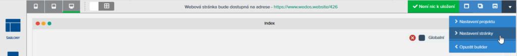 Recenze WEDOS Website tvorba webu nastavení SEO