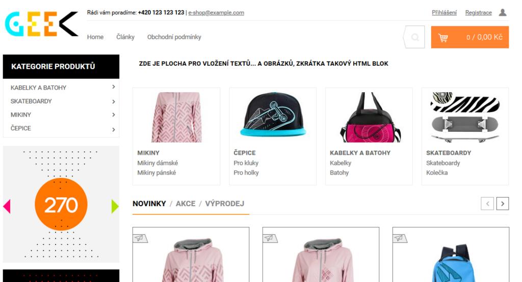 Recenze Fastcentrik finální e-shop