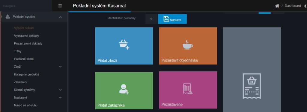 Webareal recenze pokladní systém