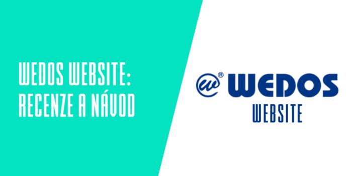 WEDOS Website recenze a návody