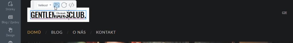 Mozello recenze návod změna loga