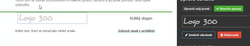 SmartEmailing recenze návod jak vytvořit emailovou šablonu část 6