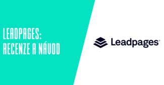 LeadPages recenze a návody
