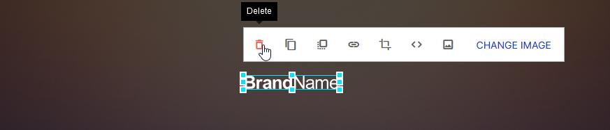 Instapage recenze změna loga