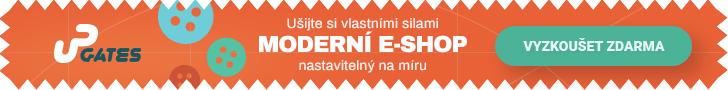 UpGates.cz moderní e-shopy na míru