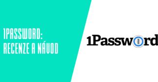 1Password receneze a návody