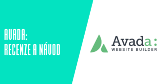 WordPress šablona Avada recenze a návod