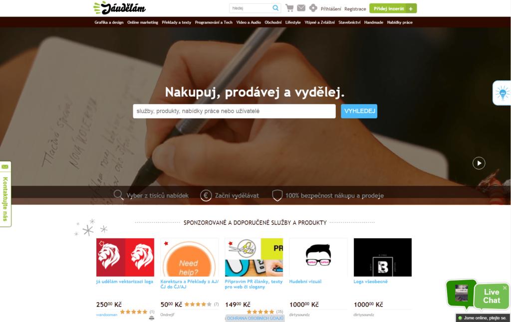 JaUdelam.cz platforma pro nákup mikroprác