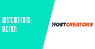 HostCreators recenze a návody