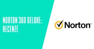 Norton 360 Deluxe recenze