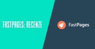 FastPages recenze WYSIWYG editor webových stránek