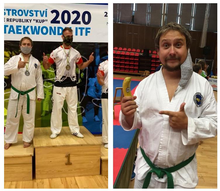 Vít Michálek taekwondo