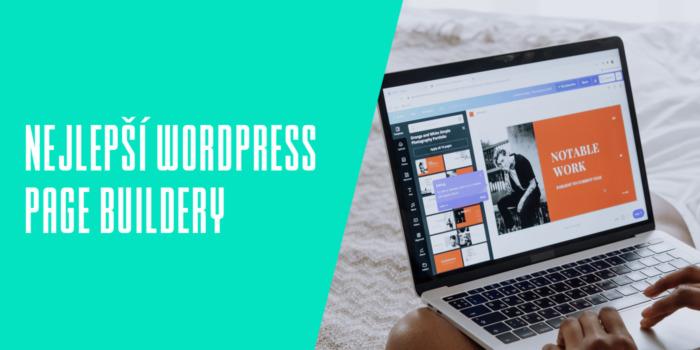 Nejlepší WordPress page buildery