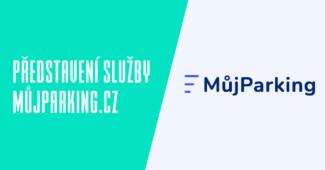 Představení služby MůjParking.cz