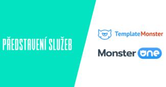 Představení služeb TemplateMonster.com a MonsterONE.com