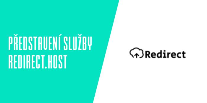 Představení služby Redirect.host