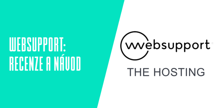 Websupport The Hosting recenze a návody