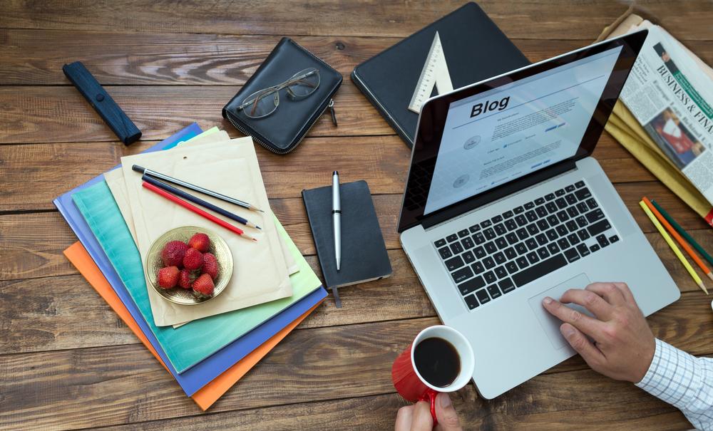 vydělávaní blogem